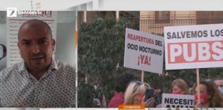 """Pere Valenciano: """"Toca ser justos con los sectores que más han sufrido"""""""
