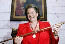 El Ayuntamiento se niega a nombrar a Rita Barberá como Alcaldesa Honoraria de Valencia