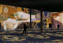 Valencia se teñirá de oro con una exposición inmersiva