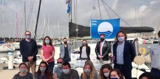 La embarcación de la ONG Sea Plastics recala en el RCN de Valencia