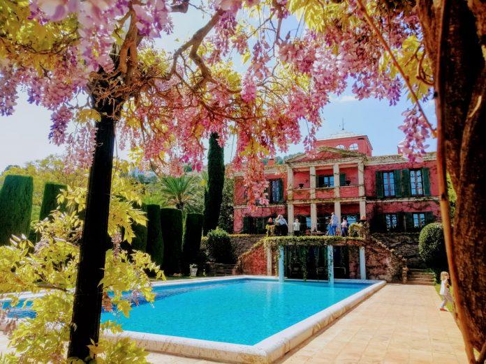 El Jardín de l'Albarda, una mansión de película para visitar a una hora de Valencia