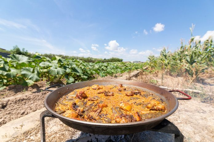 La paella valenciana será declarada Bien de Interés Cultural