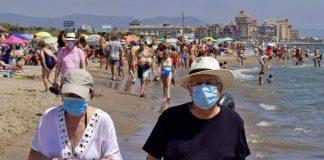 El coronavirus obliga a hospitalizar a un centenar de valencianos