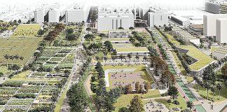 El mayor proyecto urbanístico de la Comunitat Valenciana: remodelar la frontera de Valencia con la huerta