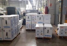 Llegan a Valencia 174.330 dosis de Pfizer para multiplicar la vacunación