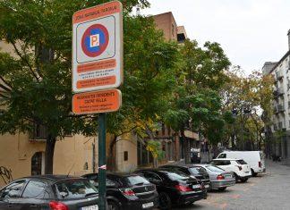Estos son los nuevos límites de velocidad y la nueva ORA en Valencia