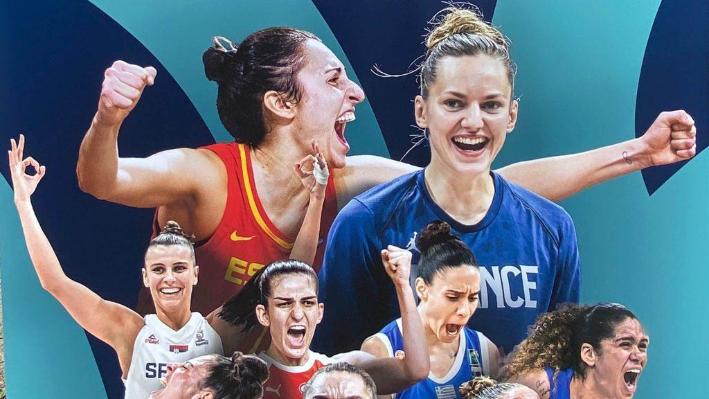Eurobasket Women 2021 en Valencia