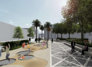 Valencia contará con un nuevo jardín de más de mil metros cuadrados