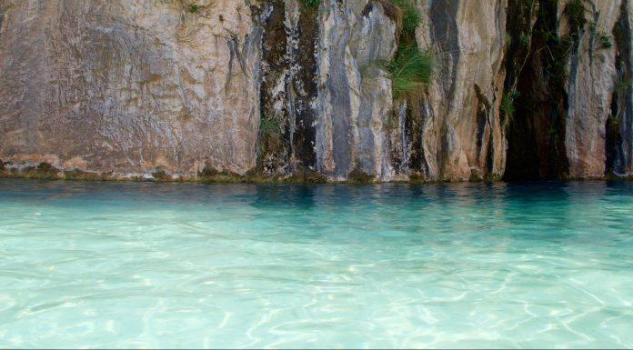 Las 12 piscinas naturales más espectaculares de la Comunitat