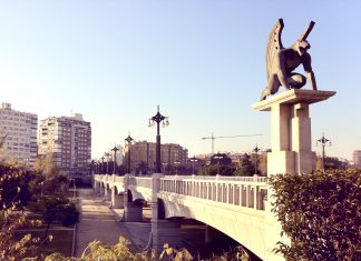 """Valencia restaurará el Puente de las Gárgolas con carácter de """"urgencia"""""""