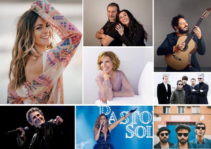 Regresas los Conciertos de Viveros con una veintena de artistas: consulta el calendario de actuaciones
