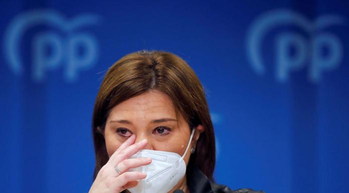 """Isabel Bonig deja el acta de diputada: """"No cuento con la confianza de la dirección del PP"""""""