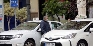 Detenido en Paterna tras amenazar a un taxista con una escopeta