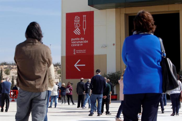 La Comunitat Valenciana entre en