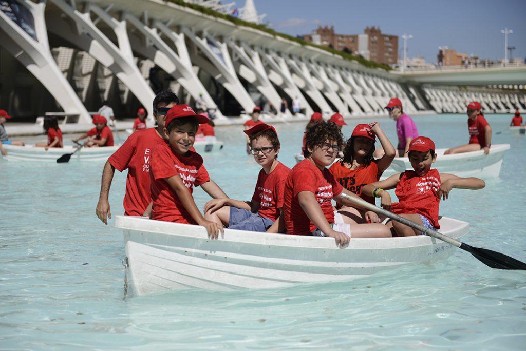 Oceanogràfic presenta una escuela de verano basada en ciencia y medioambiente
