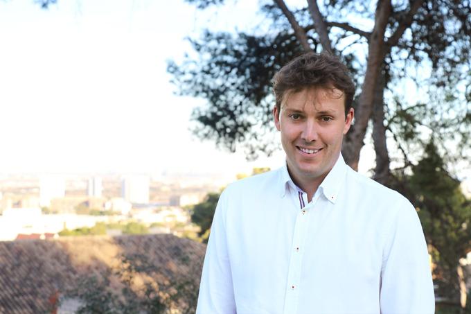 Andrés Campos DIputado de Deporte