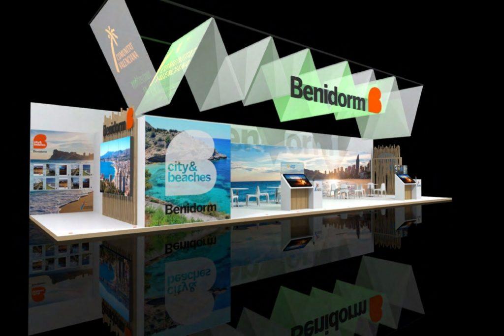 Turisme Comunitat Valencia vuelve a Ifema más digital que nunca