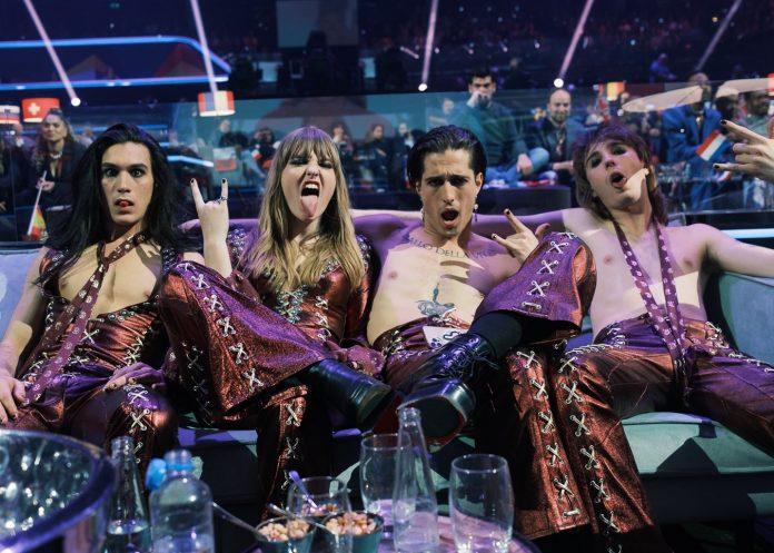 ganador del festival de Eurovisión