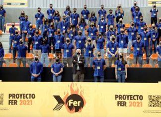 Acto presentación Proyecto FER 2021