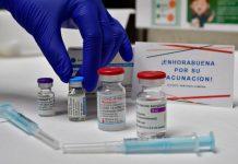 El ensayo de Sanidad avala mezclar AstraZeneca y Pfizer en menores de 60 años