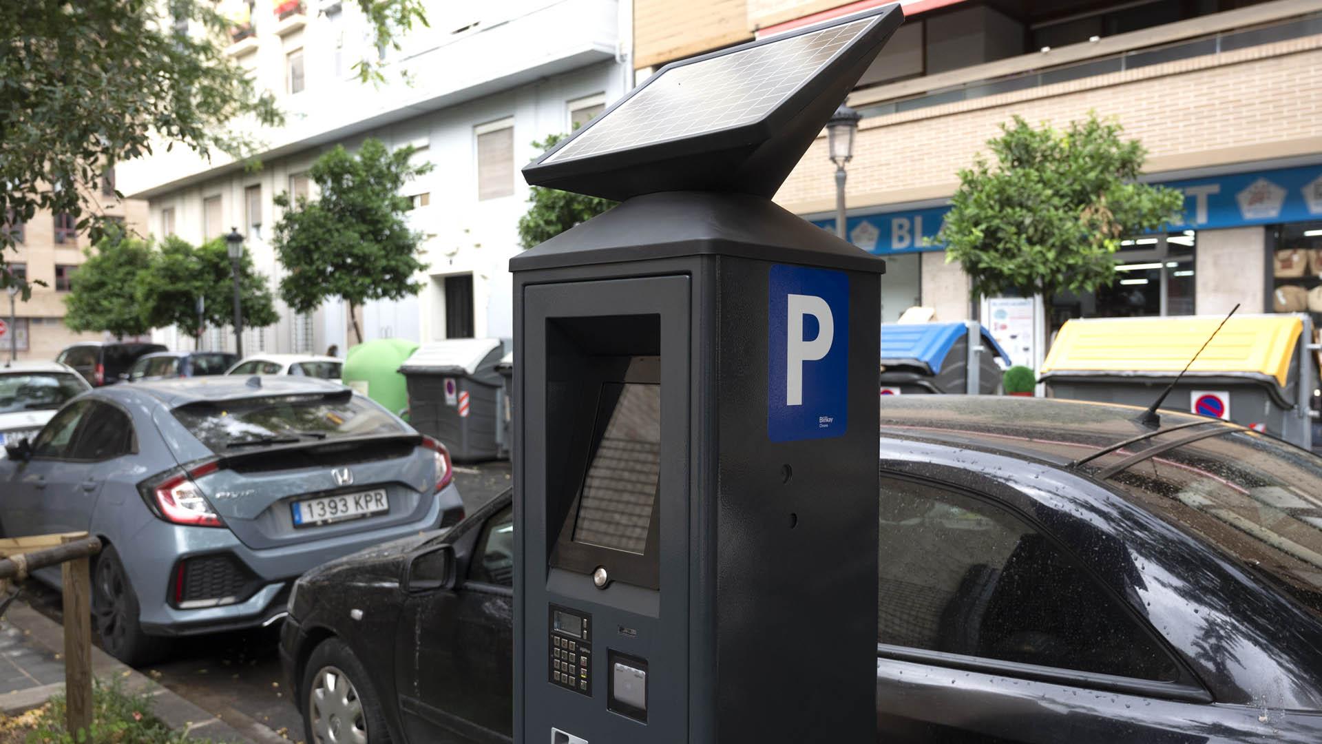 Así será la nueva ORA en Valencia: se pagarán tres horas más de estacionamiento