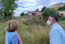Los vecinos de Torrent se oponen a transformar la cantera en un vertedero municipal