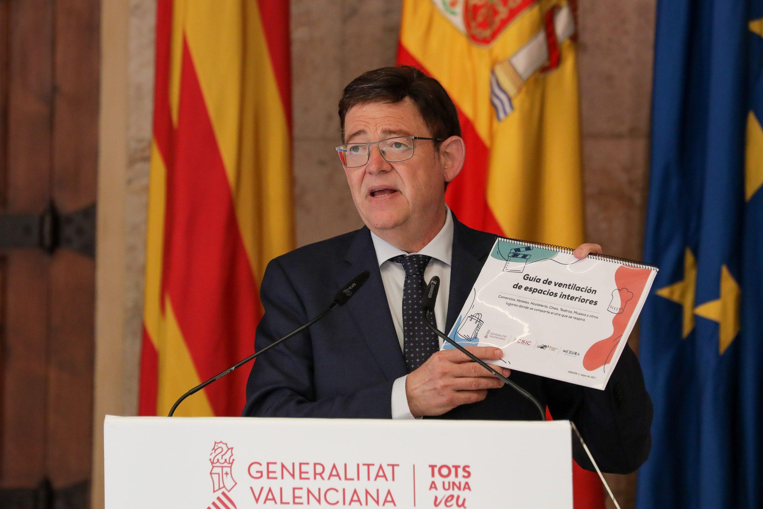 La Comunitat Valenciana estrena fase de desescalada: las medidas que se mantienen y las novedades introducidas