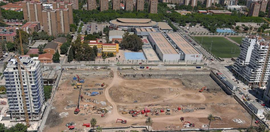 Roig invertirá 35 millones de euros más para el Arena de Valencia