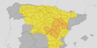 La Comunitat Valenciana en nivel de riesgo por lluvias intensas y fuertes tormentas