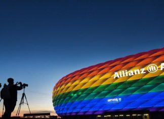 La UEFA rechaza iluminar el Allianz Arena de Múnich con la bandera LGTBI