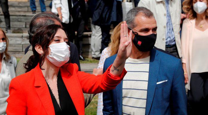 Toni Cantó se alía con Ayuso para dirigir la nueva Oficina del Español