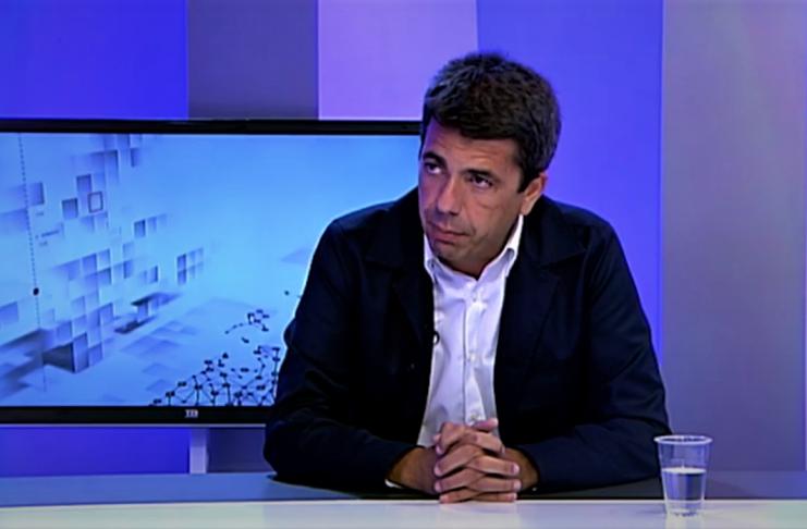Carlos Mazón apuesta por una bajada de impuestos para los valencianos