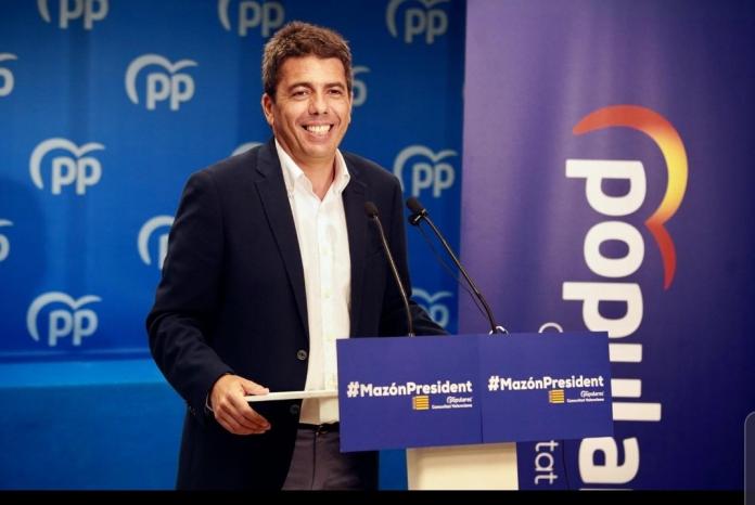 Carlos Mazón: