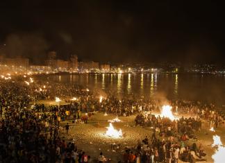 Valencia blinda sus playas por San Juan: horario de cierre, restricciones y precio de las multas