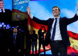 Pablo Casado elige Valencia para la convención nacional del PP