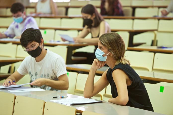 Ranking de los colegios valencianos con mejor nota en la Selectividad