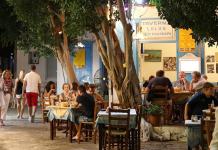 Los restaurantes que te harán viajar a Grecia sin moverte de Valencia