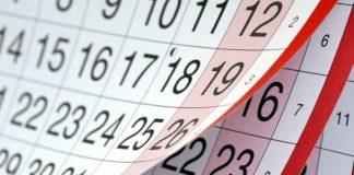 CALENDARIO LABORAL 2021 | ¿Hay festivos en las Fallas de septiembre?