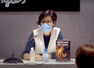 """Ámbito Cultural de El Corte Inglés presenta el libro """"Náufragos sin tierra"""""""