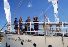 El buque-escuela Cervantes Saavedra zarpará de València para realizar la II Travesía Planeta Azul