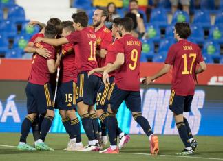 La Selección Española se vacunará antes de la Eurocopa 2020