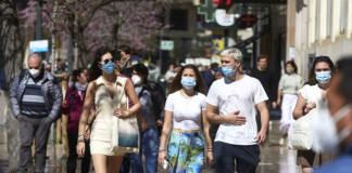 """Puig pide """"flexibilidad"""" para regular el fin del uso de las mascarillas"""