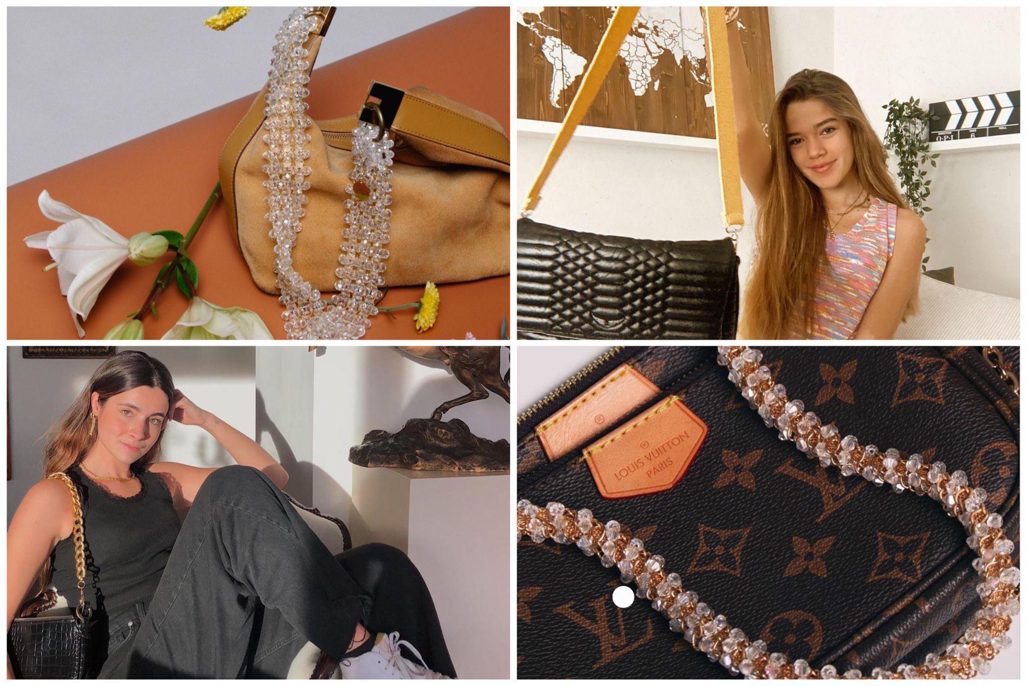 Strapzbrand, la marca de correas de bolso valenciana que triunfa entre las influencers españolas