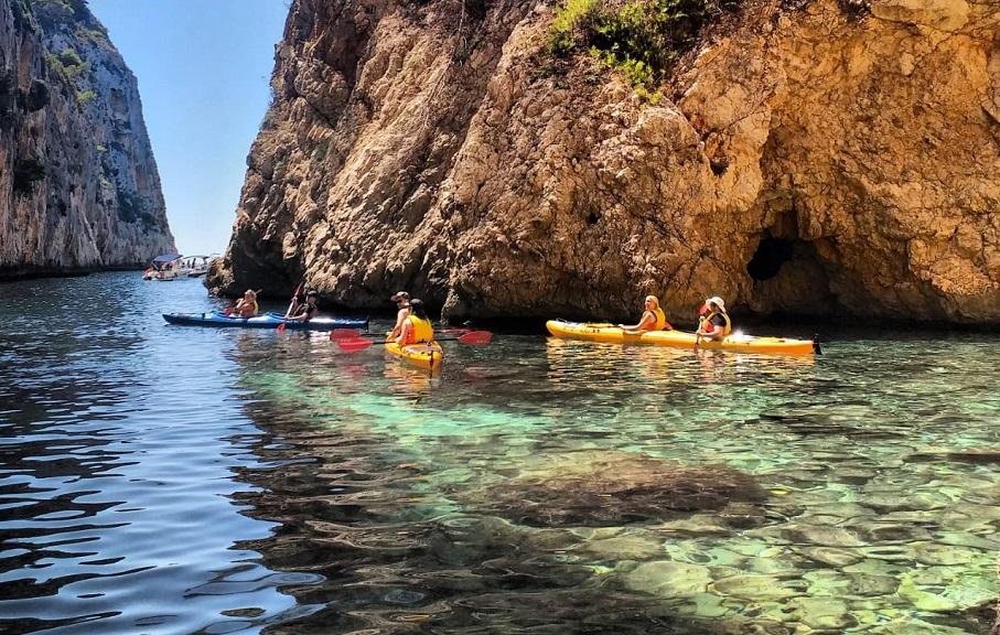 Encaló, la cala secreta y paradisíaca de la costa valenciana