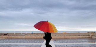 Aemet activa la alerta amarilla por lluvias y tormentas