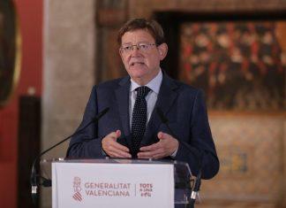 Ximo Puig adelanta la vacunación de treintañeros y anuncia nueva fecha