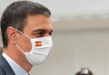 Pedro Sánchez pone fecha definitiva al fin de las mascarillas en exteriores