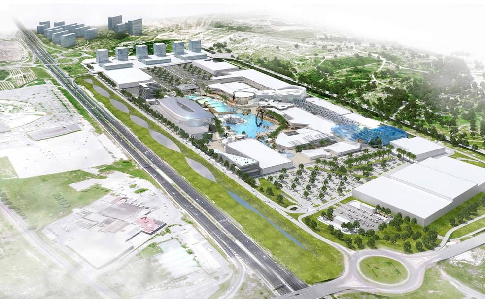 Los nuevos grandes centros comerciales que llegarán a Valencia