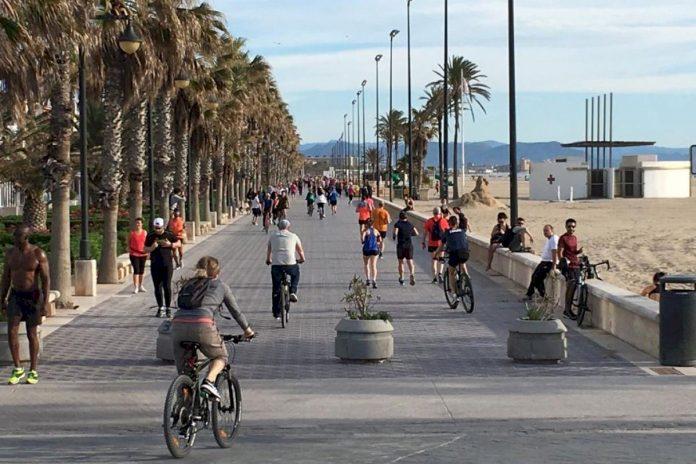 La Comunitat Valenciana suma más de un millar de nuevos contagios en sólo 24 horas