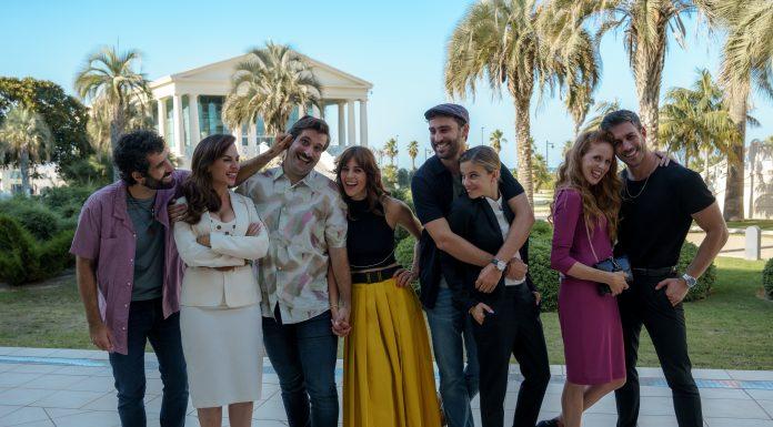Valencia se convierte en un estudio de cine gigante para rodar 'El juego de las llaves'
